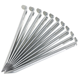 CAMPZ V-Peg Steel 22cm 1,0mm